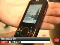 Видео обзор Motorola Z9 от cNet