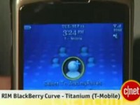 Видео обзор BlackBerry Curve 8320 от cNet