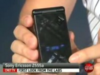 Видео обзор Sony Ericsson Z555i от cNet