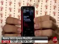 Видео обзор Nokia 5610 XpressMusic от cNet