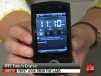Видео обзор HTC Touch Cruise от cNet