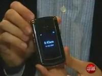 Видео обзор Motorola RAZR2 V8 Luxury от cNet