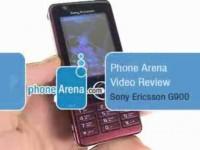 Видео обзор Sony Ericsson G900 от PhoneArena