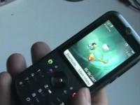 Видео обзор Motorola MOTOZINE ZN5