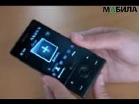 Видеообзор мобильный телефон HTC Touch Diamond от Mabila.ua
