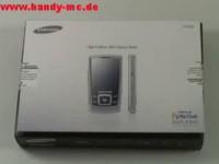 Видео обзор Samsung SGH E840 - Распаковываем коробку