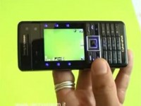Видео обзор Sony Ericsson C902 от TecnoZoom - Функционал