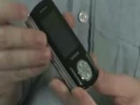 Видео обзор Samsung F400