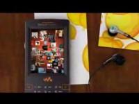 Рекламный ролик Sony Ericsson W950i