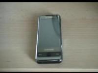Видео обзор Samsung Omnia