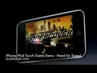 Обзор игры Need for Speed на iPhone