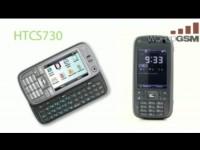 Демо видео HTC S730
