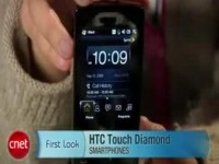 Видео обзор HTC Touch Diamond от cNet