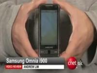 Видео обзор Samsung Omnia i900 от cNet