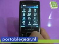 Видео обзор Samsung i8510