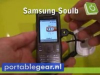 Видео обзор Samsung Soulb