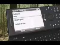 Демо видео HTC S740