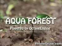 Обзор приложения AQUA FOREST на Apple iPhone