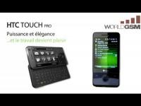 Демо видео HTC Touch Pro