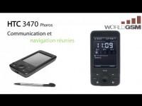 Демо видео HTC P3470 Pharos