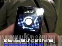 Видео обзор LG Invision