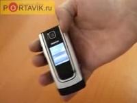 Видео обзор Nokia 6555 от Portavik.ru