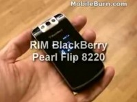 Видео обзор RIM BlackBerry Pearl Flip 8220