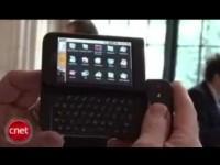 Видео обзор T-Mobile G1 от cNet