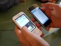 Сравнение возможностей T-Mobile G1 и Apple iPhone - Интернет