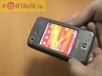 Видео обзор Glofiish M800 от Portavik.ru
