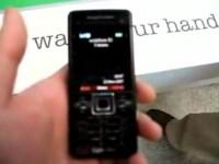 Sony Ericsson C902 на MWC