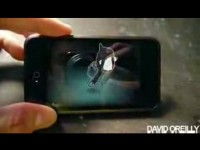 iPhone iHologram