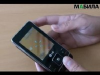 Видео обзор LG KC550 от Mabila.ua