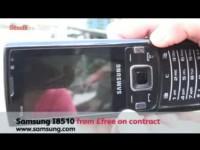 Видео обзор Samsung I8510 от Stuff.tv