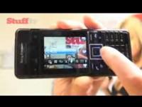 Видео обзор Sony Ericsson C902 от Stuff.tv