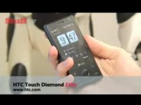 Видео обзор HTC Touch Diamond от Stuff.tv
