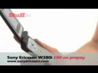 Видео обзор Sony Ericsson W380i от Stuff.tv