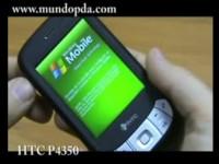 Видео обзор HTC P4350