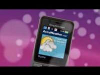 Демо-видео Sony Ericsson K530i