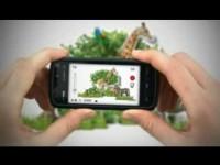 Промо видео Nokia 5800 XpressMusic - Камера