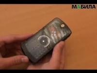 Видео обзор Motorola ROKR E8 от Mabila