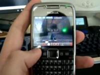 Обзор игры Quake на Nokia E71