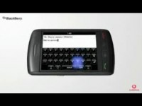 Промо видео BlackBerry Storm