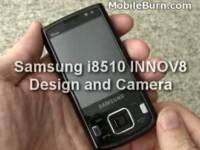 Видео обзор Samsung i8510 INOV8 - Дизайн и камера