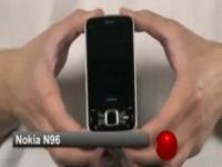 Мини обзор Nokia N96 от cNet