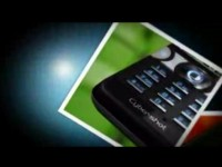 Демо-видео Sony Ericsson K550i