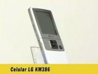 Видео обзор LG KM386