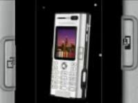 Демо-видео Sony Ericsson K600i