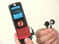 Видео обзор Motorola Rokr Z6