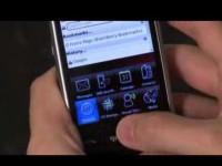 Обзор возможностей Blackberry Storm - Интернет